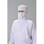 ADCLEAN Hood with Mask, White