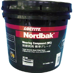 Advanced Function Antiwear Agent Node Back (for Flat Surface Applications with Coarse Particles) Standard Type