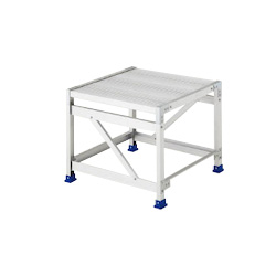 Aluminum Assembly Type Work Bench, Right Step, DB2.0 Type