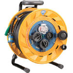 Outdoor Cord Reel (Rainproof Type, with Breaker)