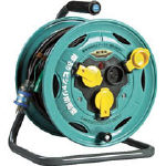 Commercial Reel Power Cable on Reel (Spray-Proof Type with Circuit Breaker)
