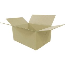 Delivery-Size Cardboard