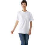 47684 Short-Sleeve T-Shirt with Quick-Dry Sweat Absorption