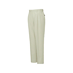 Eco-Friendly Double-Pleated Pants