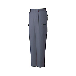 Single-Pleated Cargo Pants