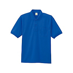 Eco-Friendly Anti-Static Short-Sleeve Polo Shirt