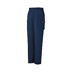 Eco-Friendly 3 Value Single-Pleated Cargo Pants