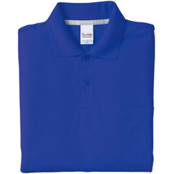 Short-Sleeved Polo Shirt with Pockets