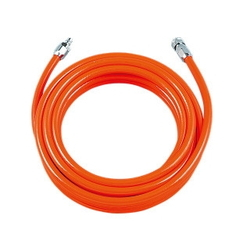 Orange Urethane Hose For Air Tool