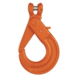 Pin Type Format Parts, Safety Hook
