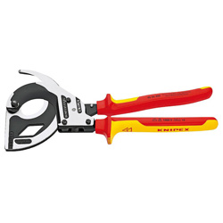 Insulated Ratchet Cable Cutter 9536-320