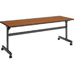 Flip Over Type Conference Table KT60 Series (with Low Shelf)