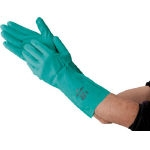 Nitrile, Rubber Gloves, Chemical Shield, Medium