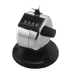 Mechanical Tally Counter H-102 Series (Desk Mount Type Counter)