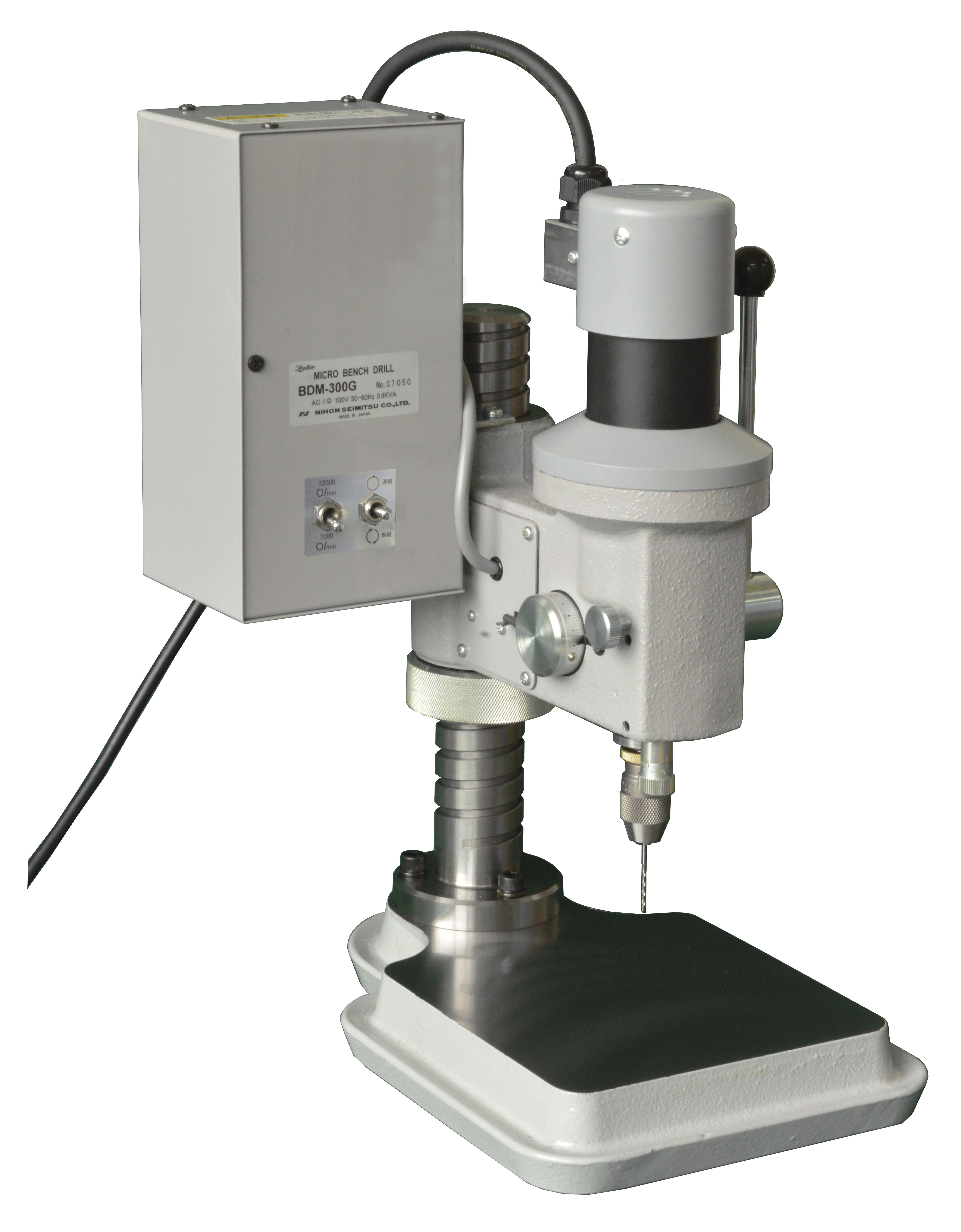 Precision Micro-Drilling Machine