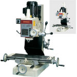 Small Milling Machine (Bed Type Milling Machine)