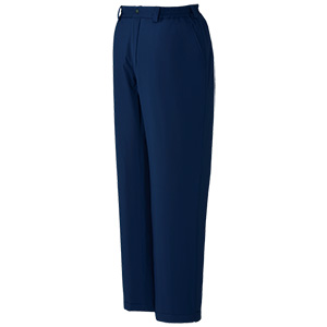 Midori Anzen Cold Protection Clothing Slacks VE1067 Bottom Navy