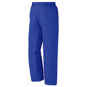 Midori Anzen Cold Protection Clothing Slacks VE1083 Bottom Blue