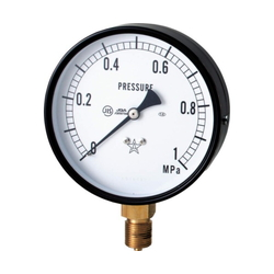 General-Purpose Pressure Gauge (Star Gauge) Without Flange (A Type)