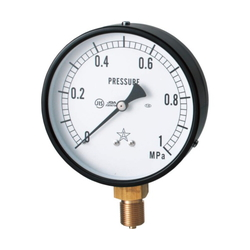 General Vertical Type Pressure Gauge Without Flange (A Type), Pressure Gauge