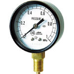 General Steam Pressure Gauge (A Type Vertical Type / ø60)