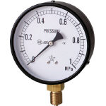 General Steam Pressure Gauge (A Type Vertical Type / ø75)