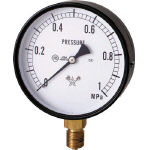 General Purpose Pressure Gauge (A Frame Vertical Type / Diameter ø75)