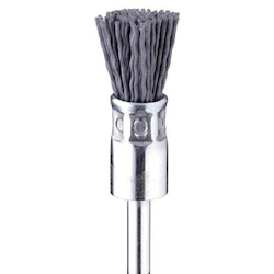 Nylon Brush With C Abrasive Grain (Shaft Diameter 6.0 mm)
