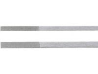 Diamond Electrodeposition Taper File, Square Handle Type
