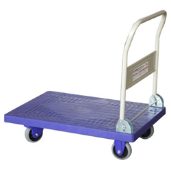 Collapsible Resin Dolly Cart (Quiet Type)