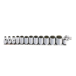 Socket Wrench Set (Standard Type) Inch 12 pcs. 14 pc. set RS3□