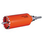 Poly-Click Series, Dry Type, Diamond Core Drill Bits