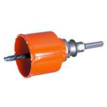 Poly-Click Series, Composite (High) Core Drill Bit