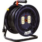 100 V Retractable Extension Cord 30 m