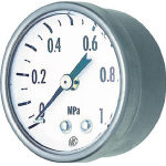Small Pressure Gauge (D Frame Embedded type / ⌀50)