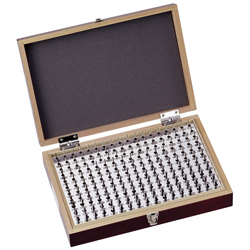 Steel Pin Gauge Set PG Series