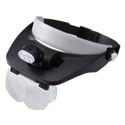LED Head Magnifier