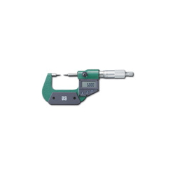 Digital Point Micrometer: includes Main Body, Inspection Report/Calibration Certificate/Product Traceability System Chart