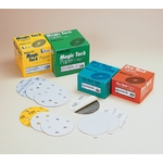 Magic Tack Paper (with Hook & Loop Fastener, 6 Holes)