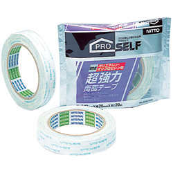 Ultra-Powerful Double-Sided Tape (PE / PP Use)