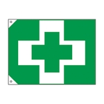 Medical Safety Flag (Small)