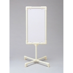 Pipe Stand Ivory S-8300