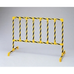 Pipe Stand Yellow / Black Tiger Print S-8500