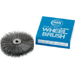 Steel Wire Saw Blade Wheel Brush