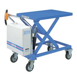 Battery-Operated Lift Table