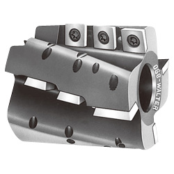 F2038 SL Rough Cut Series Porcupine Cutter, Shell Type