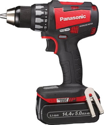 Chargeable Drill Driver, 18 V, 3.0 Ah (Red)
