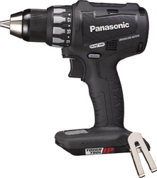 Chargeable Drill Driver, Main Body Only (Black)