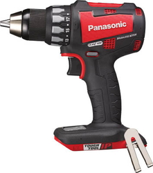 Chargeable Drill Driver, Main Body Only (Red)
