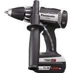 Chargeable Drill Driver (14.4 V), Large Diameter Hole Drilling Speed